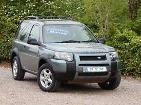 Land Rover Freelander 2.0Td4 2004MY S