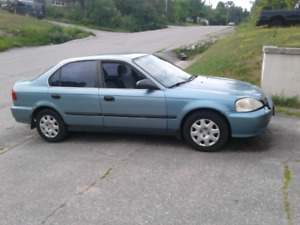 2000 honda civic 4 sedan