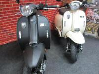 ROYAL ALLOY GP125 AC BRAND NEW INSTORE NOW
