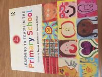 Learning to teach in the Primary School (3rd Edition)