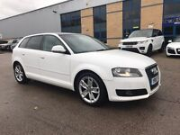 2010 Audi A3 TDI sportback 110k hpi clear full service 3 keys nice example may part ex