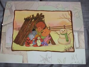 Disney store lithographs *Brand New*