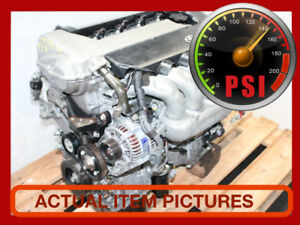 JDM TOYOTA CELICA MATRIX 2ZZ 1.8L VVTI ENGINE 6SPEED TRANSMISSIO