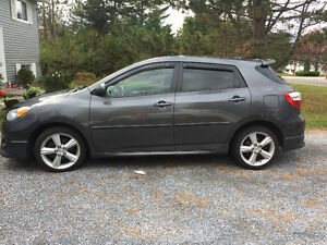 2010 Toyota Matrix XR Hatchback