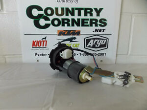 USED 2013 XF1100 FUEL PUMP ASSEMBLY
