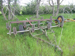 12 foot cultivator with spikes