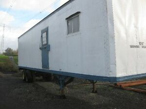 40 foot office/work space trailer