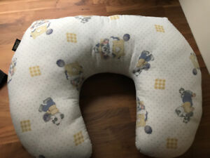 Jolly jumper nursing pillow with additional cover
