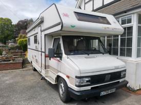 1992 fiat ducato motorhome campervan 2.5td