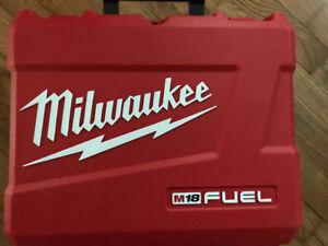 Drill visseuse impact 18v lithium ion 5a Milwaukee