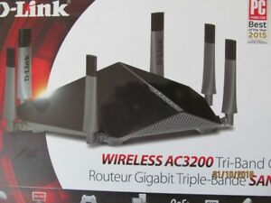 D-LINK AC3200 GAMING ROUTER