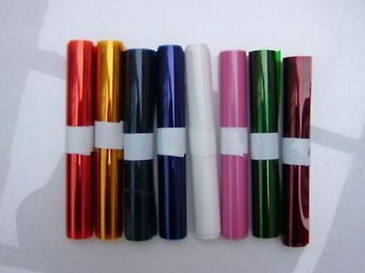 Theatre / Craft Lighting Colour Filter Gel Pack colour various (8 colours)
