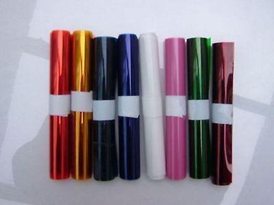 Theatre / Craft Lighting Colour Filter Gel Pack colour various (8 colours)