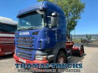 Scania R400 4x2 Tractor Unit