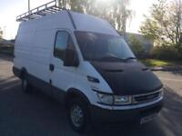 2005 IVECO DAILY MWB MR 2.3 HPI VERY LOW 94K FULL MOT FAB VAN HIGH SPEC PX SWAPS