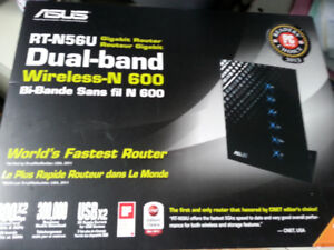 Routeur Gigabit Asus RT-N56U