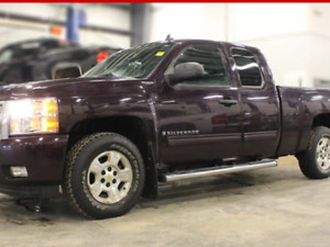 2009 Chevrolet Silverado 1500 LTZ. FINANCING AVAILABLE