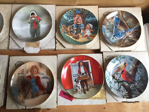 Decorative Plates - Assorted