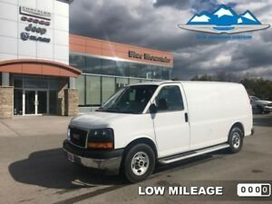 2017 GMC Savana Cargo Van WT  -  Power Windows