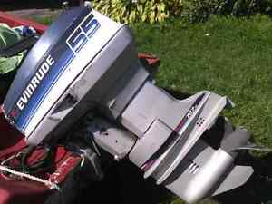Speed boat an trailer for sale$2500obo/trade  Peterborough Peterborough Area image 3