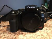 Canon Digital Rebel Camera-body only