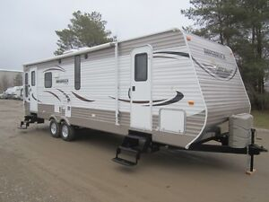 2013 Gulf Stream Innsbruck Supreme 281 RLS Travel Trailer
