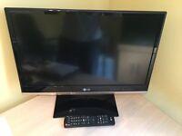 """LG 23"""" Widescreen 3D TV"""
