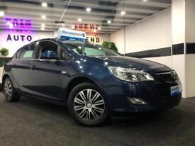 Vauxhall/Opel Astra 1.6i 16v VVT 2011.5MY Exclusiv/ LOW MILEAGE / 1 OWNER