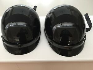 $60 each helmets one Large and a Med
