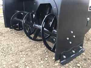 Snow Blowers- Skid Steer Attachments/Snow Removal  Edmonton Edmonton Area image 3