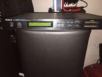 Roland U 220 sound module