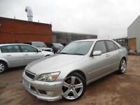 LEXUS IS 200 2.0 PETROL SPORT 4 DOOR SALOON ONE OWNER