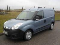 Vauxhall Combo 1.3CDTi 16v ( 90PS ) L1H1 ( s/s ) Combo 2000 ecoFLEX MOT 8/10/18
