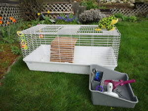 Rabbit Cage and Exercise Pen