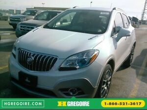 2016 Buick Encore Sport Touring GPS Sunroof Cuir-Chauf Demarreur