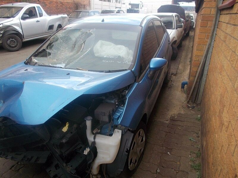 Ford Fiesta STRIPPING FOR SPARES AND PARTS