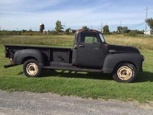 1953 Gmc 9430 pickup truck