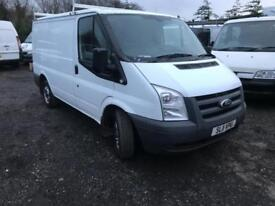 FORD TRANSIT 260 LR White Manual Diesel, 2011 76000 miles from new