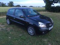 2002 Renault Clio 1.2