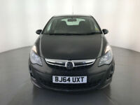 2014 64 VAUXHALL CORSA LIMITED EDITION 1 OWNER SERVICE HISTORY FINANCE PX