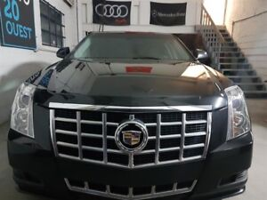 Cadillac CTS Sedan 4dr Sdn 3.0L Luxury AWD 2013
