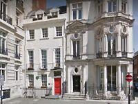 Serviced Office Mayfair - London - Stunning views over Berkeley Square Gardens.