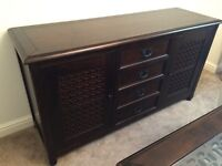 Jafar sideboard from Furniture Village, 4 years old fantastic condition