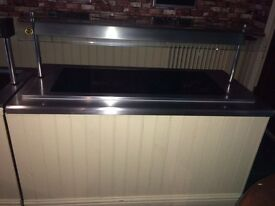 Carvery units