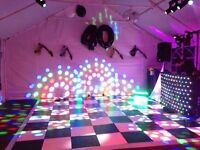 Marquee hire from £199