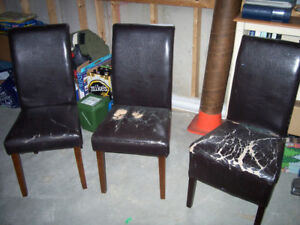 Used Dinning Room Chairs