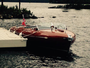 Collectable 1949 Greavette Streamliner - Boat Show Award Winning