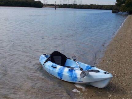 FISHING KAYAK - TAMAR CAMPING - Fathers Day!! Mornington Mornington Peninsula Preview