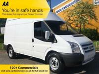 Ford Transit 2.2TDCi 125 350 Mwb high Roof [ Mobile Workshop ] van