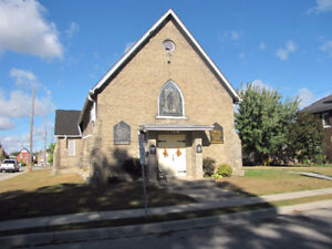 Beautifully Maintained Church for Sale